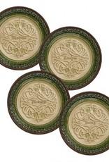 Celtic Dessert Plate w/ Stand