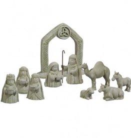 Celtic Nativity Set