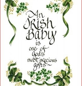 LPG Greetings, Inc. An Irish Baby Plaque