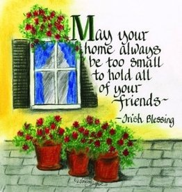 LPG Greetings, Inc. May Your Home Always Plaque