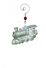 Waterford Train Engine Ornament 2017