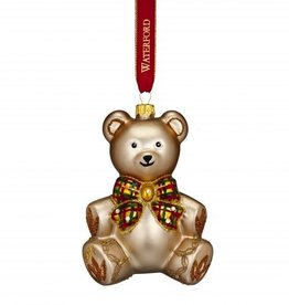 Waterford Baby's First Teddy Bear Ornament 2017