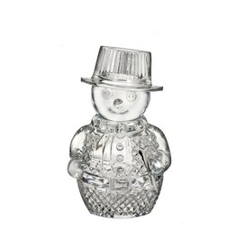 Waterford Snowman Sculpture