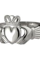 Ladies Heavy Claddagh Ring