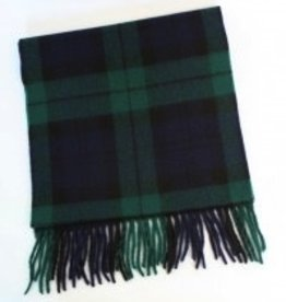 100% Lambswool Scarf 12x60in.