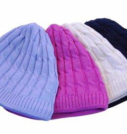 Aran Stitch Hat
