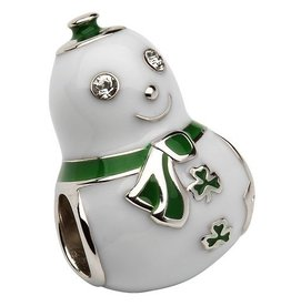 Celtic Snowman Bead