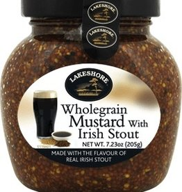 Wholegrain Mustard with Guinness