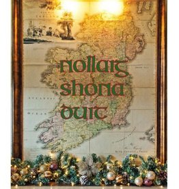 Irish Christmas Card - Nollaig Shona Duit - Boxed Set of 10