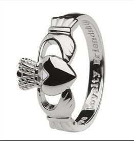 Gents Claddagh Ring
