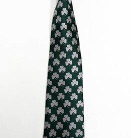 Irish Shamrock Repeating Tie
