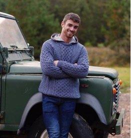 Aran Woollen Mills Unlimited Traditional Aran Sweater