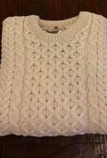 Aran Woollen Mills Unlimited Traditional Aran Sweater