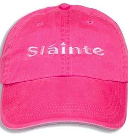 Slainte Cap - Pink Raspberry