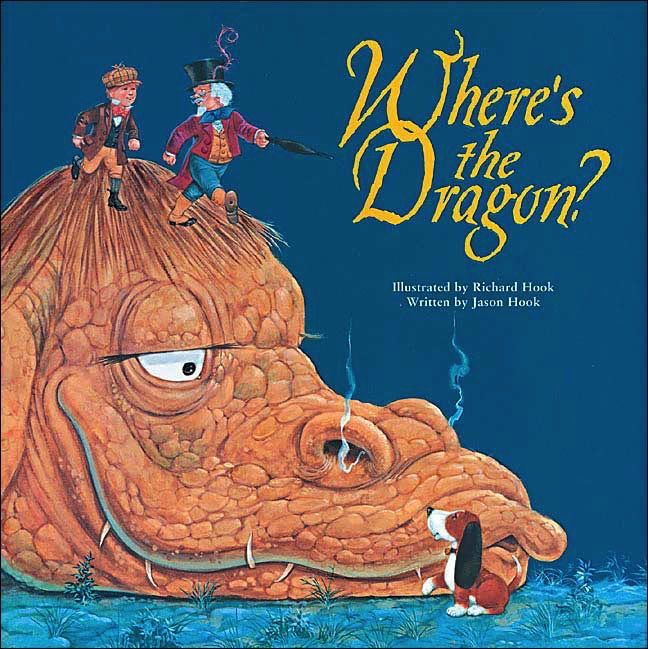 """Where's the Dragon?"" Book"