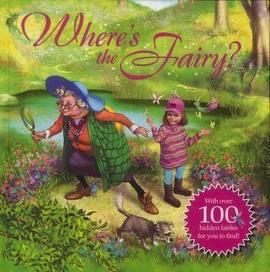 """Where's the Fairy?"" Book"