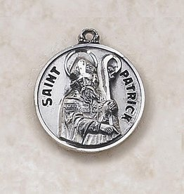 """St. Patrick Medal on 20"""" Chain"""
