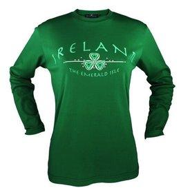 Emerald Isle Long-Sleeved T-Shirt