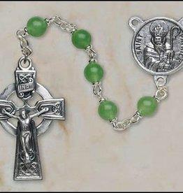 Aventurine St. Patrick Rosary
