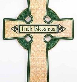 Irish Wall Cross