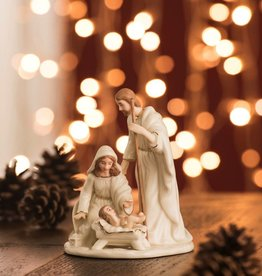 Belleek Small Nativity Family
