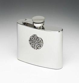 5 oz. Celtic Flask