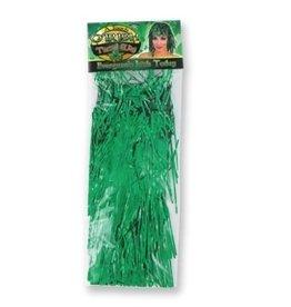DM Merchandising Metallic Green Wig