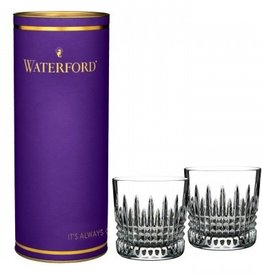 Waterford Lismore Diamond Tumbler Pair