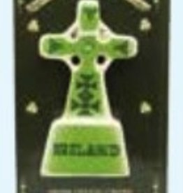 Ireland Ceramic Celtic Cross, Small