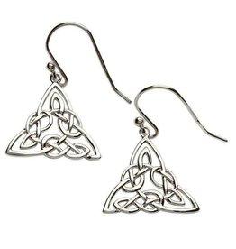 S/S Celtic Earrings