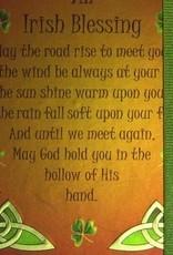 An Irish Blessing Notebook