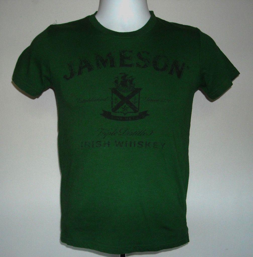 Seamus McDaniels Jameson Irish Whiskey T-Shirt