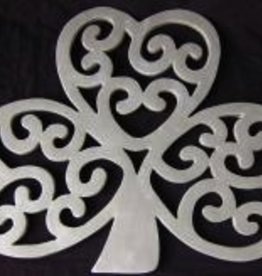 Natural Shamrock Wall Hanging