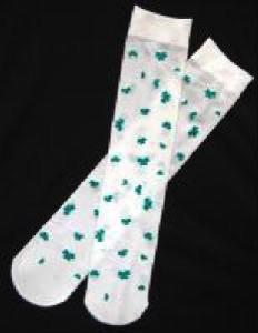 Shamrock Trouser Socks