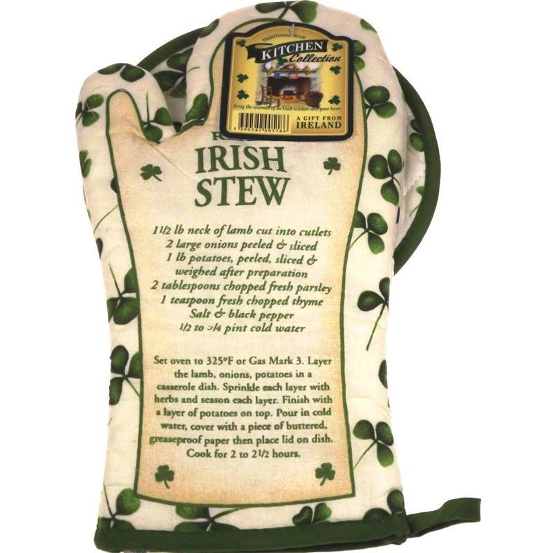 J. C. Walsh & Sons Irish Stew Glove & Pot Holder