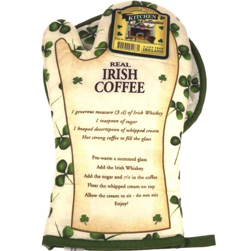 J. C. Walsh & Sons Irish Coffee Glove & Pot Holder