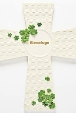 Irish Blessings Wall Cross