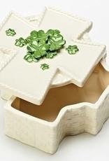 Irish Cross Keepsake Box