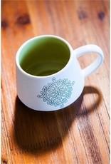 Evergreen Enterprises Celtic Ceramic Cup
