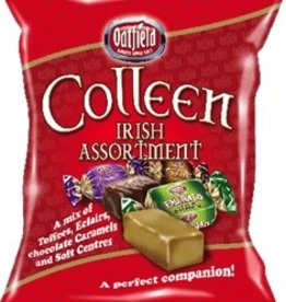 Oatfield Colleen Irish Assortment Bag (150g)