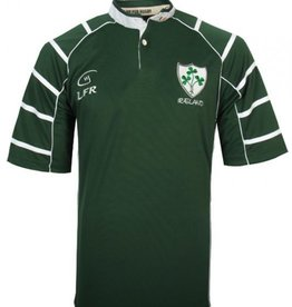 Kids Ireland Breathable Rugby Shirt