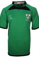 Kid's Ireland Shamrock Breathable Rugby Shirt