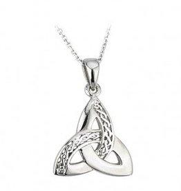S/S Celtic Trinity Knot Pendant