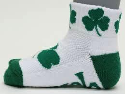 Irish Quarter Socks