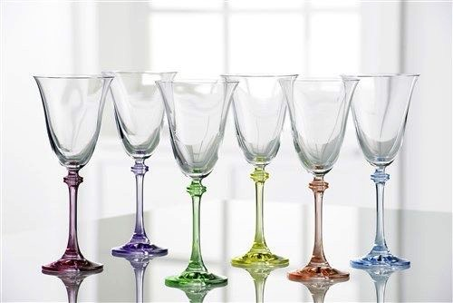 Galway Liberty Party Pack Goblet, Set of 6