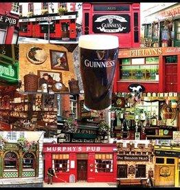 Irish Pubs 550 Piece Puzzle