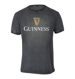 Guinness Distressed Trademark Label T-Shirt
