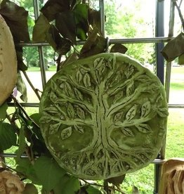 Green Earth Art Company Tree of Life Wall Hanging - English Moss