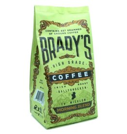 Brady's Morning Blend Coffee (8oz bag)
