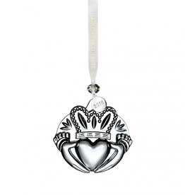 Waterford 2018 Claddagh Ornament